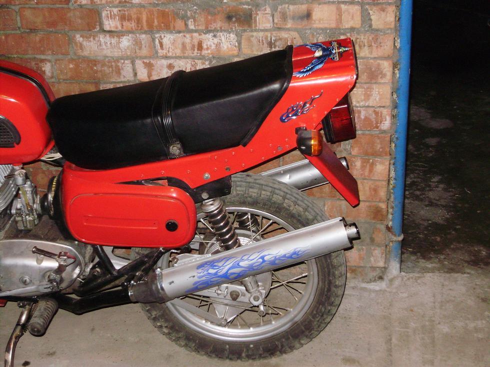 фото мотоцикла м1а
