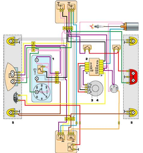 Схема переменный ток постоянный