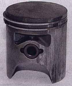 Причина поломки двигателя-двухтактника