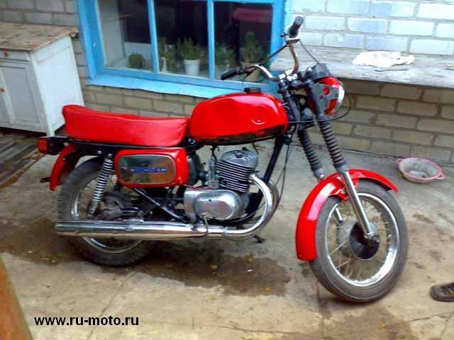 Мотоцикл восход 3м тюнинг фото