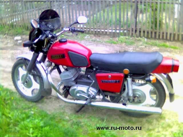 Gt наши мотоциклы gt иж юпитер 5 noob007