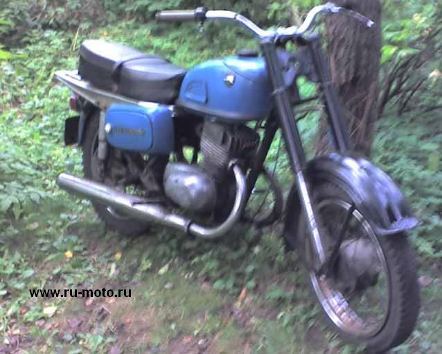 мотоциклов восход-2м и