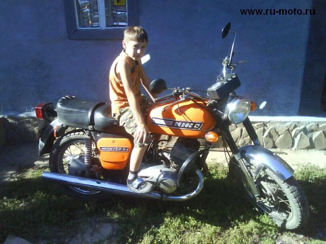 Gt наши мотоциклы gt иж юпитер 5 vulkan a