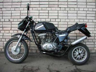 Разные мотоциклы иж планета 5