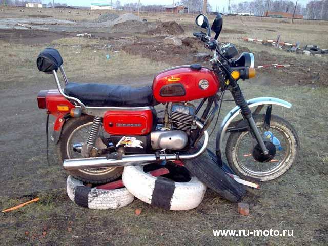 Фото мотоцыкла восход Автоэкзотика